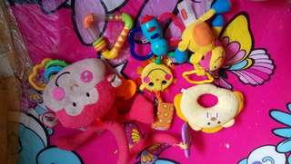 Baby rattles baby toys