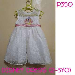 Preloved Disney Sophia Dress