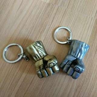 MARVEL The Hulk Key Chains