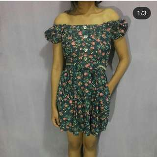 shabrina dress preloved