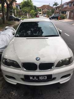 BMW e46 325o