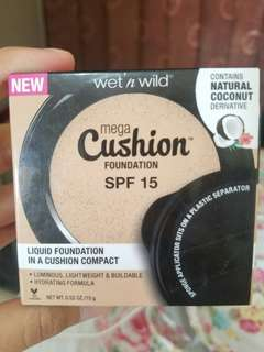 WET N WILD MEGA CUSHION SPF 15