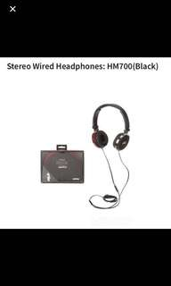 🚚 Miniso stereo wired headphones hm700