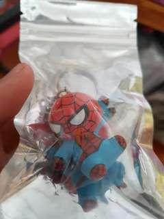 Marvel Spiderman Keychain (Blindbag)