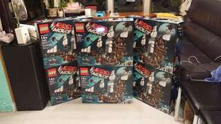 Lego 70810 (正常盒)
