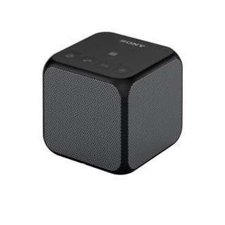 Sony Portable Wireless Bluetooth Speaker SRS-X11 (Black)