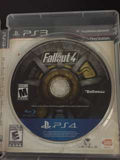 PS4 Fallout 4 (Used)