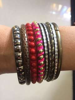 Collections: Indian Bangles