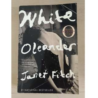 Paperback - White Oleander by Janet Fitch