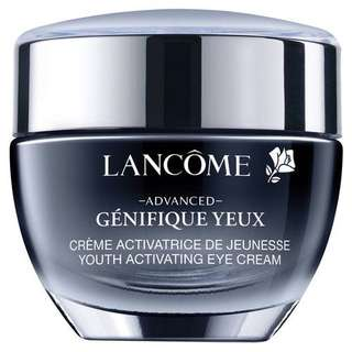 Lancôme youth activating eye cream