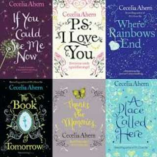 (ebooks) By Cecelia Ahern