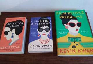 (Ebooks) Crazy Rich Asian Series by Kevin Kwan