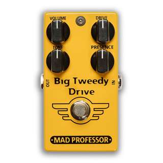 Mad Professsor Big Tweedy Drive Effect Pedal