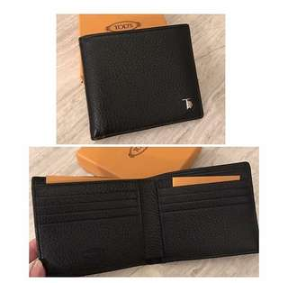 Tods men wallet with box