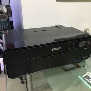 epson surecolor P608 printer 9色 專業級打印機 A3+ size