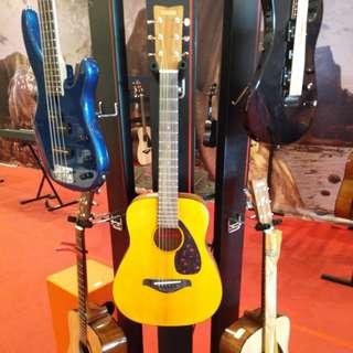 Gitar yamaha fg-junior bisa dicicil proses cepat