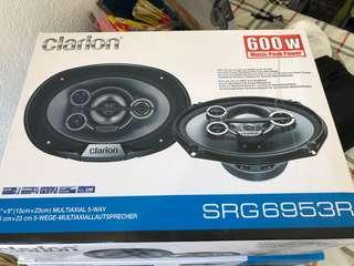 Clarion Car Speaker