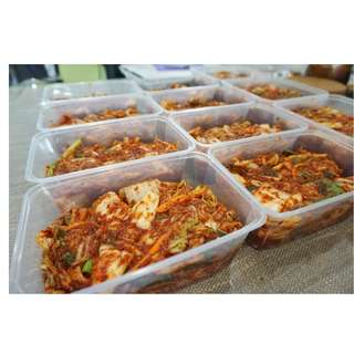 Handmade Tranditional Korean Kimchi