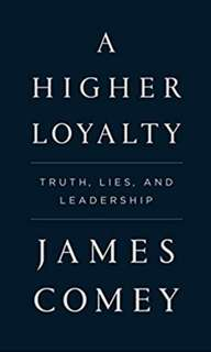 (Ebook) A higher loyalty By James Comey