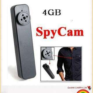 Spy Button Camera 8GB
