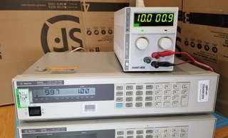 Agilent 6060B 3-60V/ 0-60A 300W 電子負載 最後校準期2015年