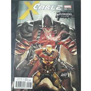 Cable (Vol 3) #5B