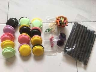 Sweets deco set 1