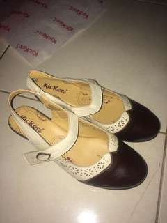 NEW Kickers Chocolate Shoes