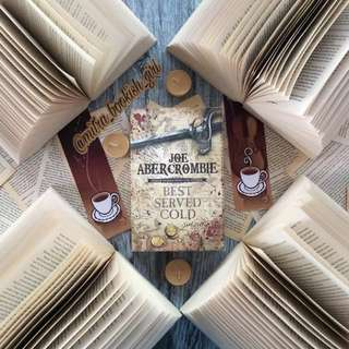Joe Abercrombie Books