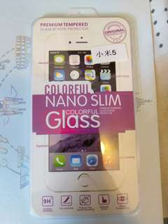 小米5 mon 貼 屏幕貼 permium tempered glass screen protector