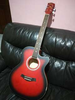 Guitar in good condition 9/10