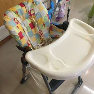 Bonbebe Baby High Chair
