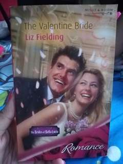 Mills and Boon The Valentine Bride