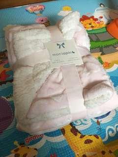 Mon Lapin Baby Blankets (2pcs)