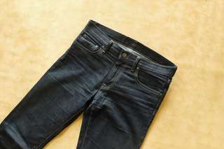Denim Selvedge Pants Uniqo Jeans