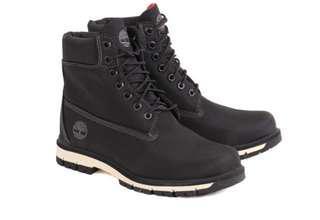 全新 Timberland 七武士系列 黑靴