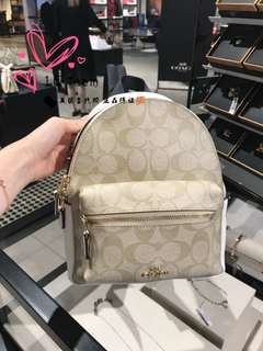 (Pre-order)US Coach clearance Sales,Coach Mini Charlie Backpack ,Est.indent 4-6 Weeks Can Collect It Upon Confirmation Order,Direct Courier From US. BEST PRICE OFFER (NON NEGOTIABLE)