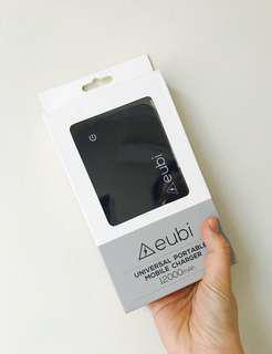 Eubi Universal portable mobile charger 12000mAh
