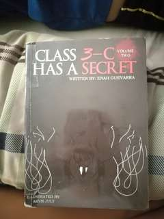 Class 3-C Has a Secret (Volume 2)