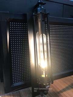 Led lighting wall light