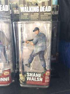The walking dead Shane Walsh action figure