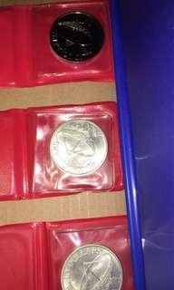 Satellite Coin set