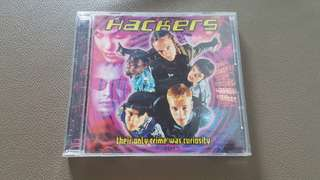 Hackers Movie Soundtrack