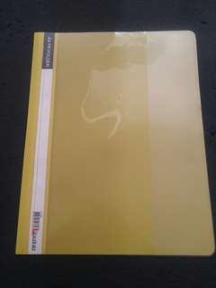 Free clear folder (1 pc only)