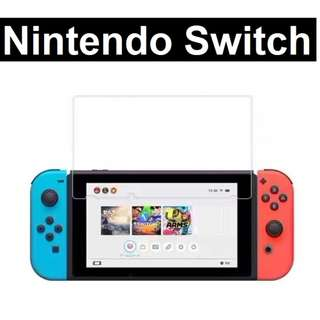 🚚 ★ Nintendo Switch 9H HD Crystal Clear Tempered Glass Screen Protector