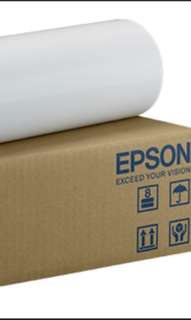 EPSON SEMIGLOSS PROOF PAPER 195GSM