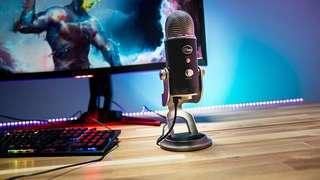 Blue Yeti Blackout Edition