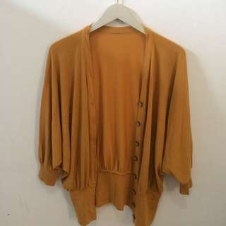 Batwing Knit Outer/ Outer Knit