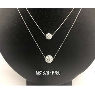cute necklace 92.5 silver