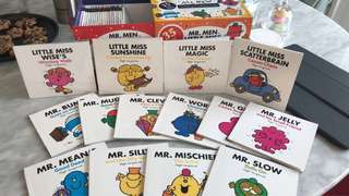 Mr. Men and Little Miss All 35 New stories